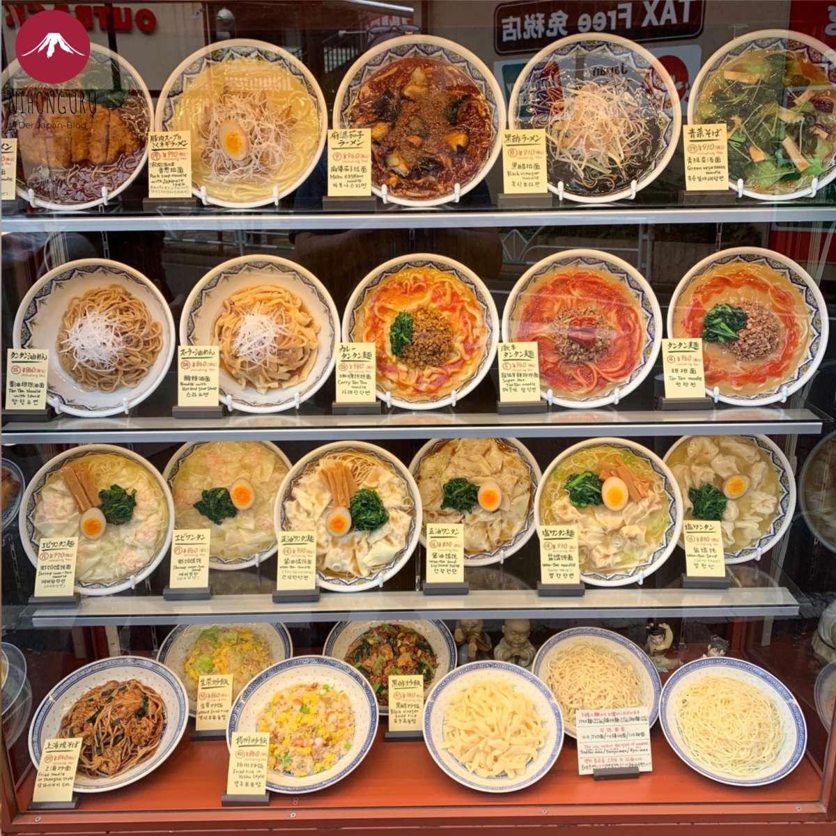 9 japanische Gerichte, die du unbedingt probieren musst