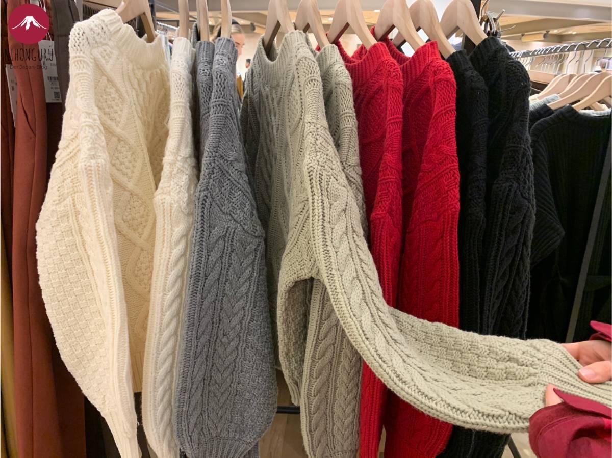 Japanische Pullover Strick Ärmel Cardigan Trend Mode Kleidung Alltagskleidung