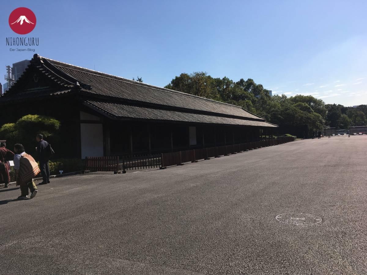 Hyakunin Bansho Wachposten Tokio