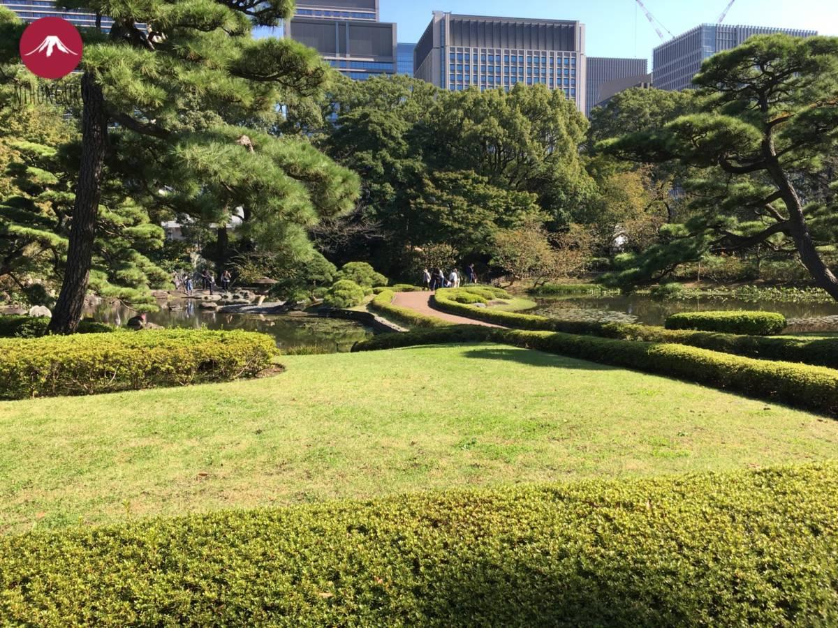 Ninomaru Garten Palast