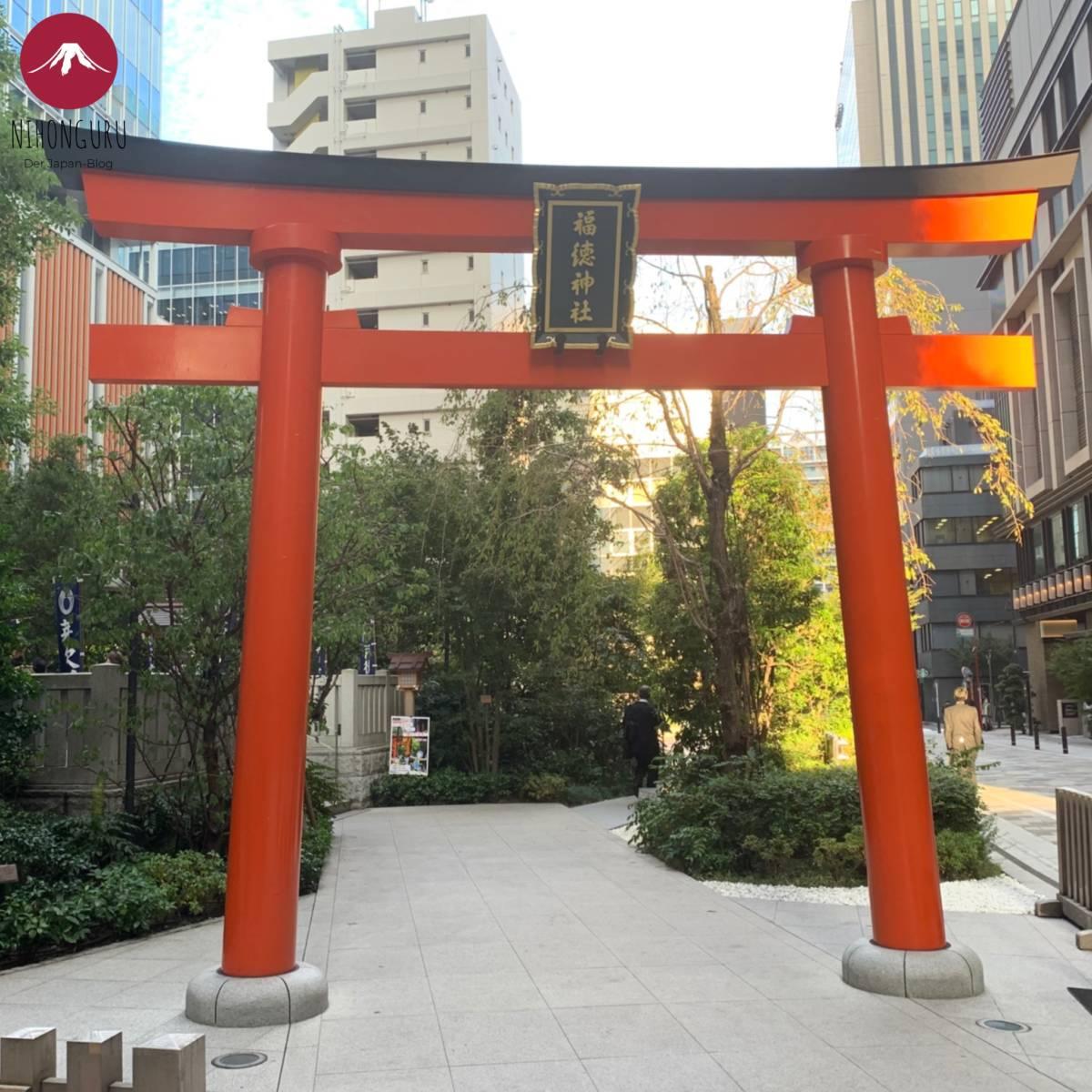 Shinto Shintoismus Religion Glaube Japan Schrein Torii
