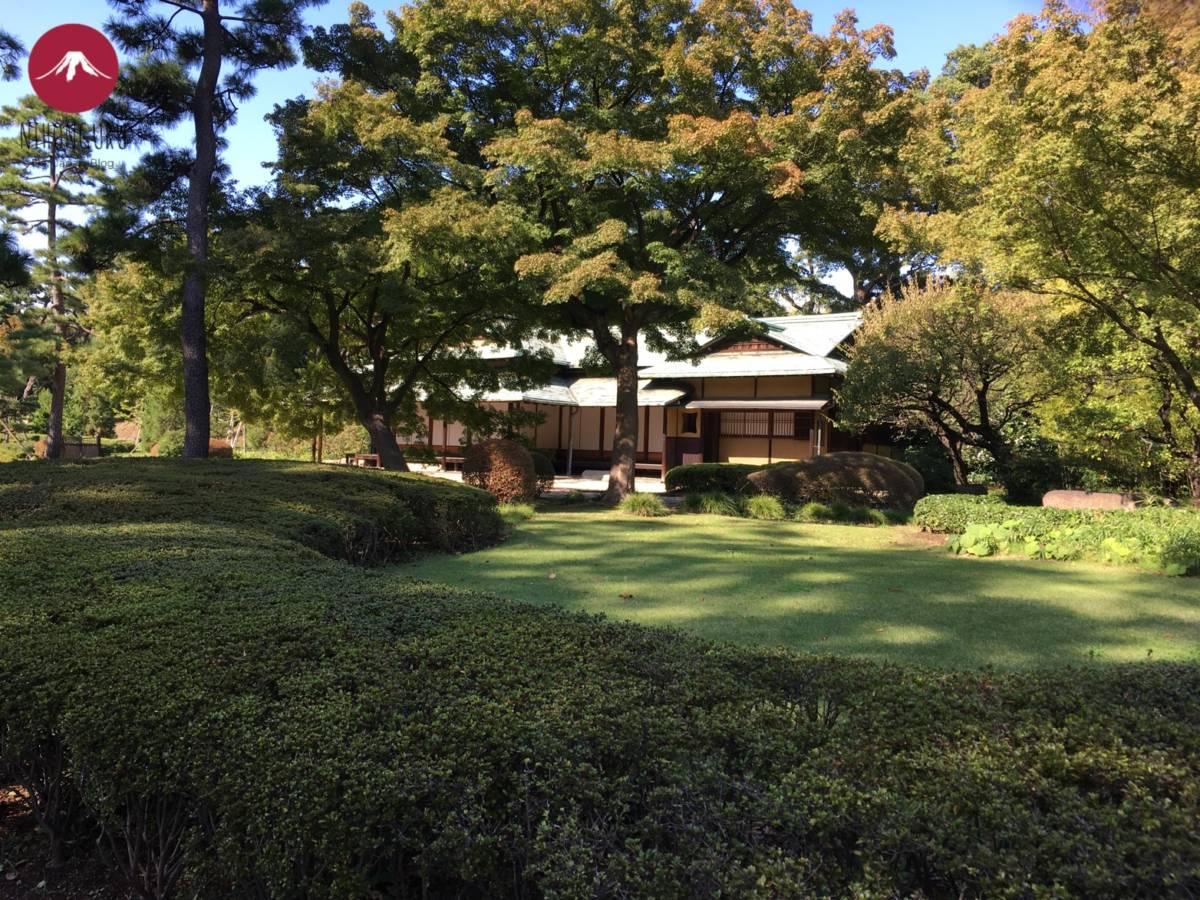 Teehaus Suwa on Chaya Tokio Edo-Zeit
