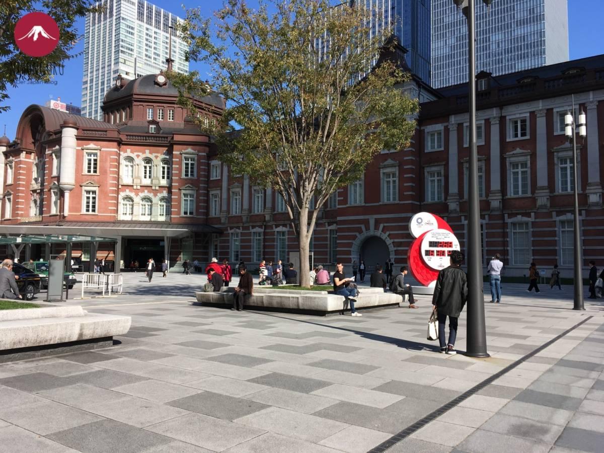 Tokyo-Station Tokio Hauptbahnhof